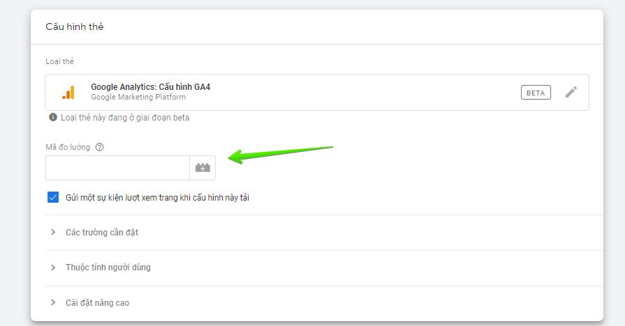 ma do luong Google Analytics 4 là gì? Cách lấy mã Google Analytics 4 và chèn vào website